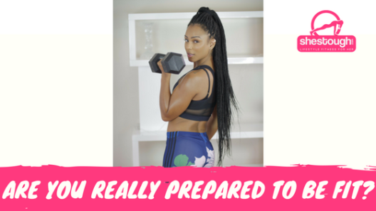 ARE YOU FULLY PREPARED TO BE FIT THOUGH? 🤔